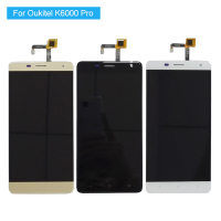 For Oukitel K6000 Pro LCD Display Touch Screen Digitizer Assembly Replacement Original K6000 Pro LCD Tools