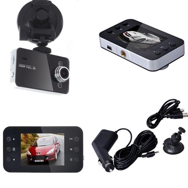 "Best Price Full HD 1080P 2.4"" LCD Full HD 1080P Car DVR Vehicle Camera Video Recorder New high quality mini 30DEC7"
