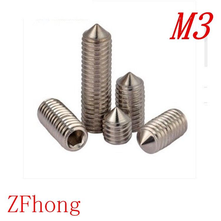Lot de 50 vis /à t/ête bomb/ée M3 x 3 /à M12 x 120 avec six-pans bride ISO 7380 en acier inoxydable A2
