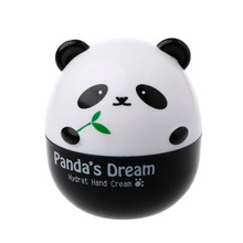 パンダの形のハンドクリームリフト硬化保湿栄養角質除去