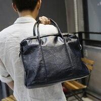 NEW Men S Notebook Business Bag 13 Good Leather Men S Computer Bag For Macbook Air