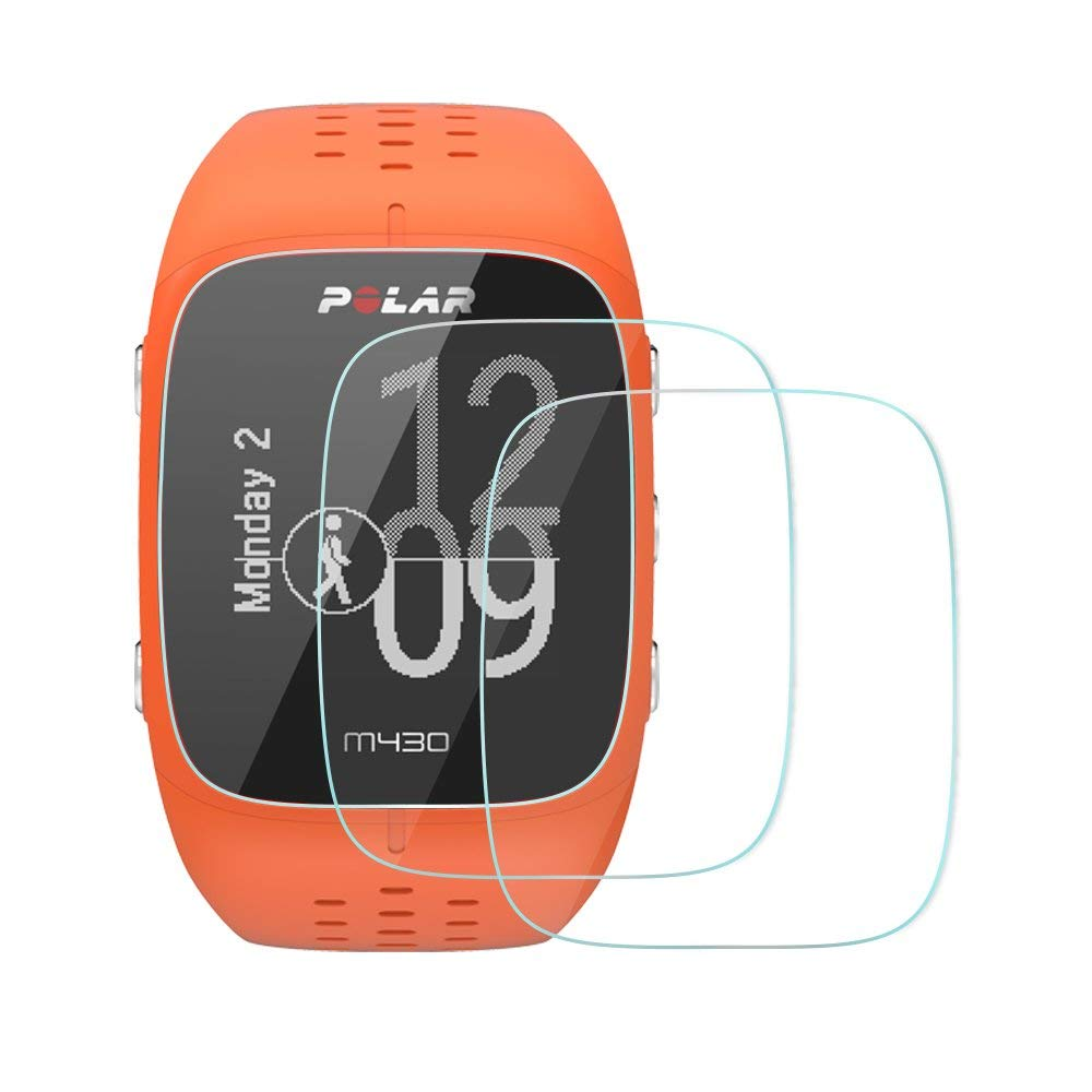 PCTC-0-3mm-9H-Screen-Protector-Ultra-Clear-Tempered-Glass-for-Polar-M400-M430-Smartwatch-8pcs