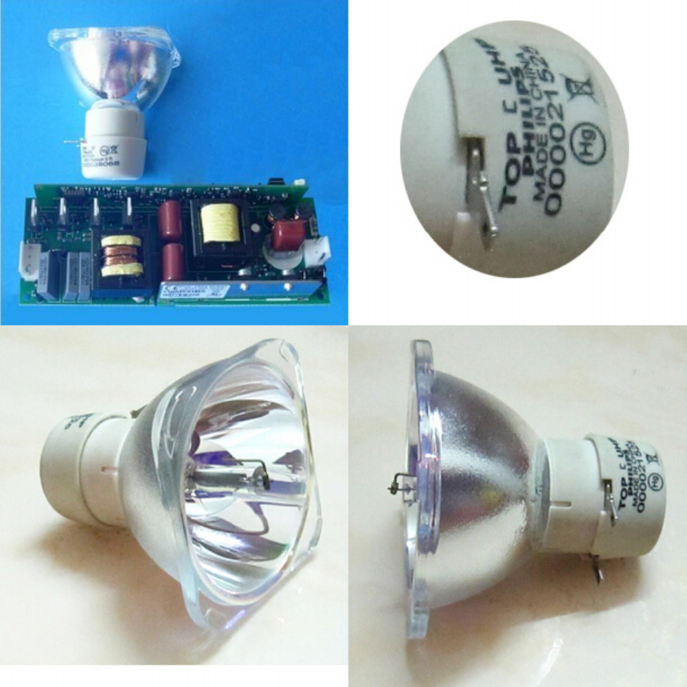 Free Shipping Shapy Beam 5R 200W LAMP Moving Beam 200 Lamp 5r Beam Scan 200 5r Metal Halide Lamps MSD Platinum 5R Halogen Lamp