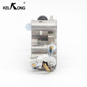 Image 3 - مكربن كهربي من KELKONG لـ Husqvarna 435 435e 440 440e مناسب لـ junsared CS410 CS2240 مشذب المنشار #506450501 D20 يحل محل الكربوهيدرات