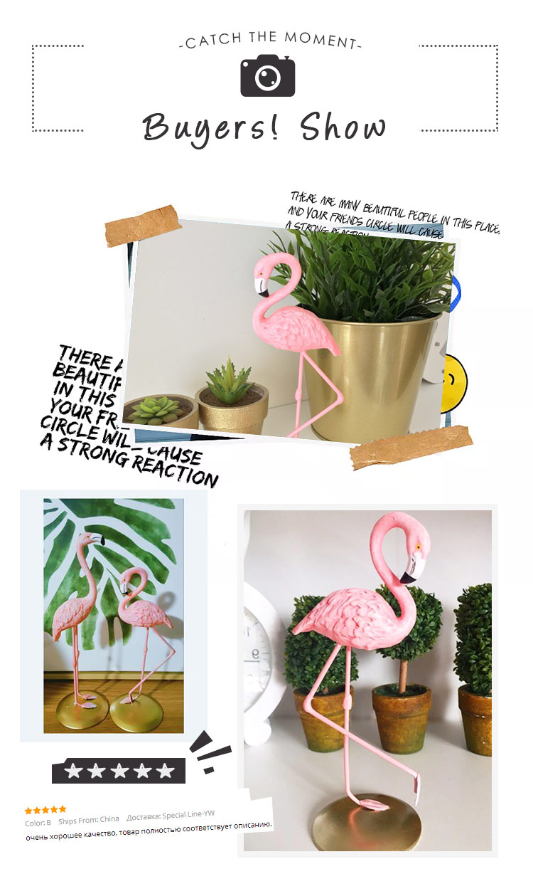 Flamingo Home Decor 23