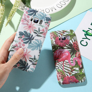 Image 3 - KISSCASE Colorful Tropical Leaves Phone Case For Huawei Mate 20 Lite P Smart P20 Pro Slim PC Cover For Huawei Honor 8X Fundas