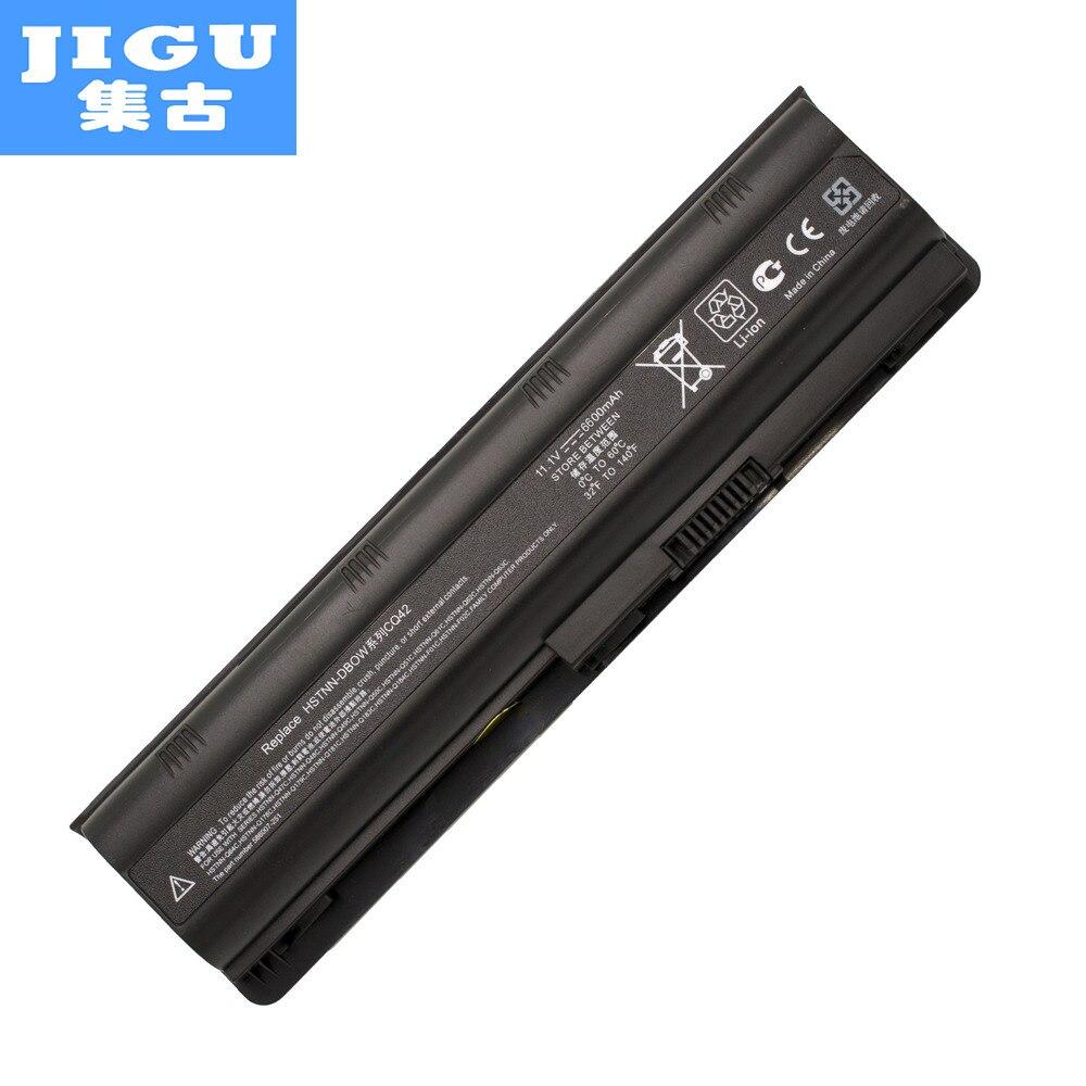 JIGU 9-Cellulaire Batterie Pour HP Compaq MU06 MU09 CQ42 CQ32 G62 XG72 G42 G72 G4 G6 G7 593553 -001 DM4 Batterie