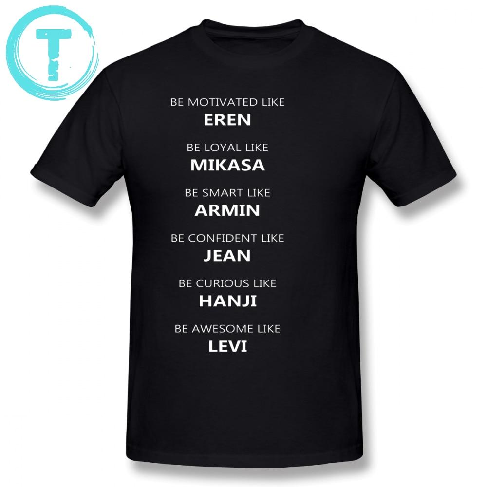 Attack Titan   T     Shirt   Attack On Titan   T  -  Shirt   Basic Mens Tee   Shirt   Plus Size 4xl Cute Cotton Print Short Sleeve Casua Tshirt