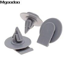 20 pçs auto fixadores rebites de plástico do carro arco da roda guarnição clipes para bmw mini r50 r52 r53 r55 r56 r57 um cooper s d automóveis