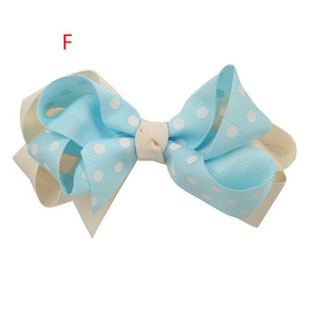 100pcs  Hair Bow Boutique Layered Hair Bow