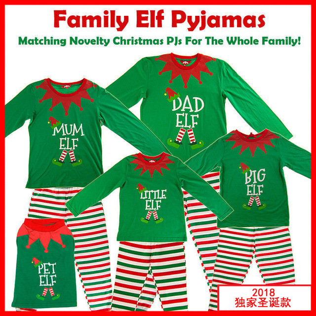 Family Christmas Pajamas dad mother and daughter matching outfits mommy and me clothes family look christmas pajamas family XXL