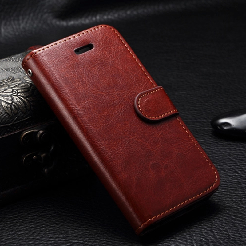 leather iphone 5 case luxury magnetic pu leather for apple iphone 5s 5 3721