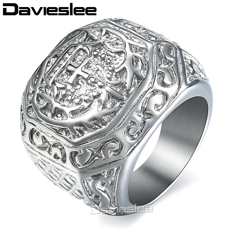 316L Stainless Steel Ring for ...