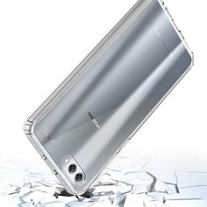 Image 3 - Huawei honor view 10 용 소프트 실리콘 tpu/pc 케이스 huawei honor v10 용 고급 fundas capa shockproof shell clear 하드 백 커버