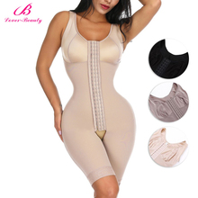 คนรักความงามผู้หญิงเอวเทรนเนอร์ Body Shaper เปิด Crotch ชุดชั้นใน Butt Lifter Slimming Bodysuit Tummy ควบคุมกางเกง