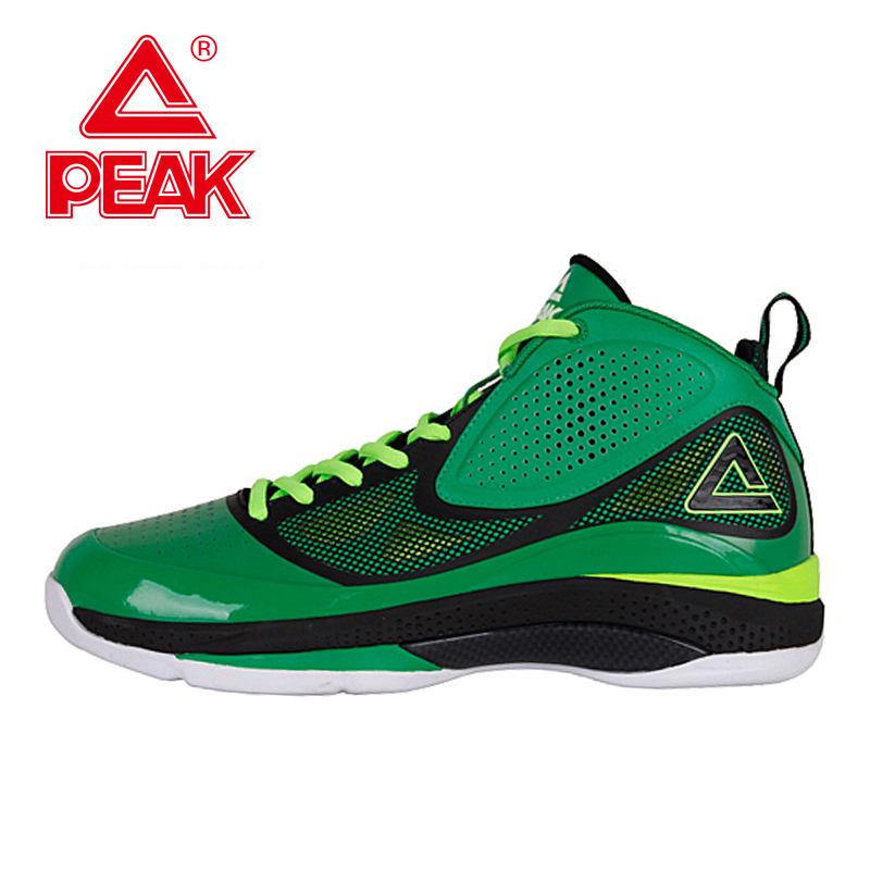 PEAK SPORT Challenger Men Basketball Shoes Outdoor Sports Breathable Sneakers Gradient Dual FOOTHOLD Tech Athletic Ankle Boots peak sport hurricane iii men basketball shoes breathable comfortable sneaker foothold cushion 3 tech athletic training boots