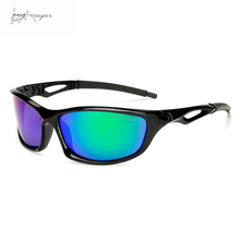 "LongKeeper 2017 Polarized Sport Glasses Fishing Driving Eyewears Bicycle Bike Riding Sun Glasses With ""Long Keeper"" Logo"