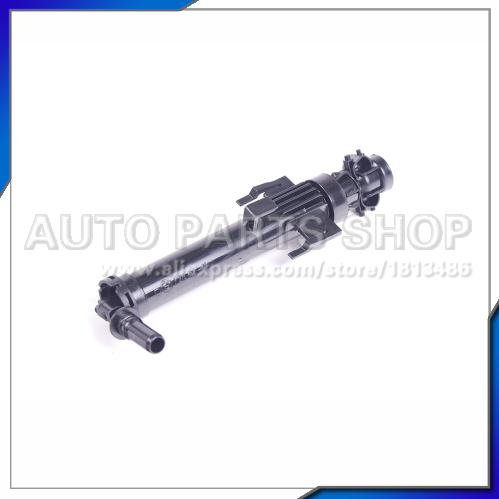 car accessories wholesales new Right Headlight Washer Nozzle Cylinder for BMW F20 F21 F30 F34 118i 125i 61677275658