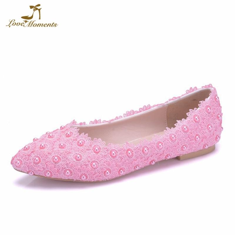 Mujer Encaje Boda nupcial Zapatos Taco de Bloque