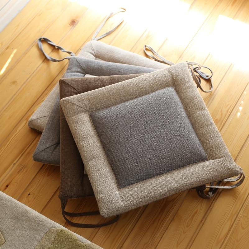 4pcs/lot)Floor Seating Oriental Zen Zabuton Cushion Square 41cm ...