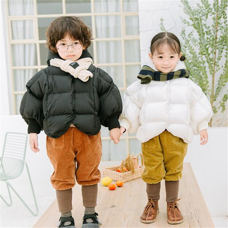 Children Clothing Special Fashion Outcoats Winter Parkas Boys Thick Warm Black Jackets For Girls Hooded Funny Parka Kids 2Y-6Y covrlge 2017 male jacket brand fashion parka jackets winter coat for men thick warm mens hooded parkas plus size overcoat mwm010