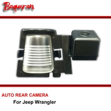 For Jeep Wrangler HD CCD Car Parking Reverse Wide Angle Rearview Backup Rear View font b
