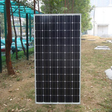 TUV A Grade Solar Panel 24v 200w 10PCs Solar Energy System For Home 2KW On/Off Grid System Battery Charger Motorhome Caravan