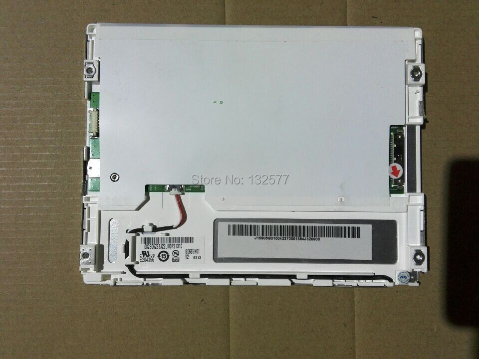 FOR G065VN01 V.2 6.5 INCH LCD SCREEN MODULE DISPLAY PANEL