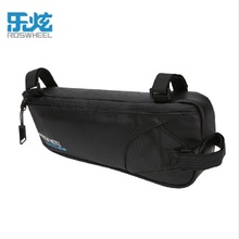 купить Bicycle Bags Nylon Waterproof Large Capacity Bike Bag Upper Tube Cycling Triangle Saddle Bags Accessories Cross Series MTB&Road онлайн