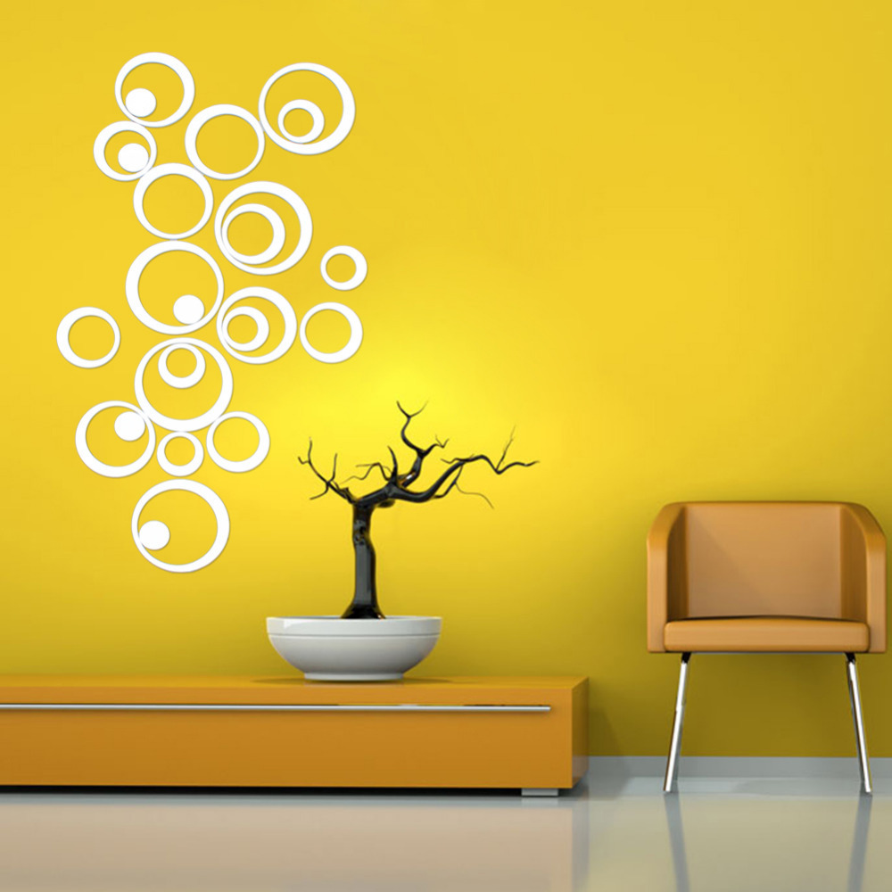 Circular wall stickers choice image home wall decoration ideas 28pcs new design circle mirror wall sticker frame round wall 28pcs new design circle mirror wall sticker frame round wall stickers luxury home decoration amipublicfo Gallery