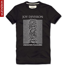 New Fashion Shirts famous band 100% cotton joy division men T-SHIRTS fitness casual slim fit mens t shirt