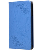 Luxury Print Flower Cover Flip Book PU Leather Case For Chuwi HI8 Air 8 Inch Tablet