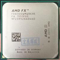 AMD FX серии FX-8300 AMD FX 8300 Octa Core AM3 + Процессор сильнее, чем FX8300 FX 8300 100% работает должным образом настольный процессор
