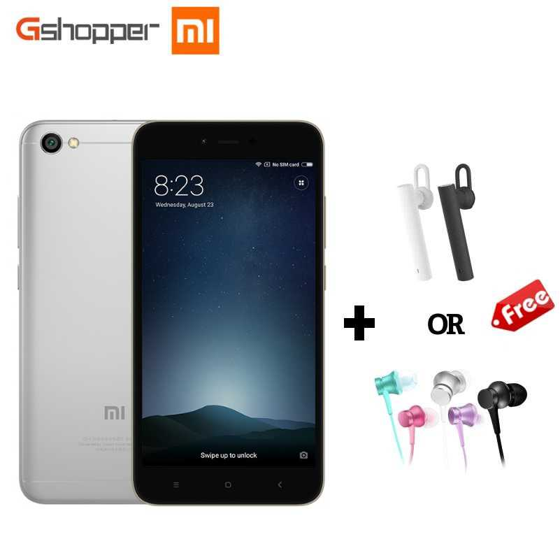 Global Version Original Xiaomi Redmi Note 5A Prime 3GB 32GB Note5A Mobile Phone 5 5 16MP