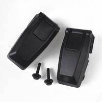 1set Rear Liftgate Glass Window Hinge Right Left for Jeep Liberty 2008 2009 2010 2011 2012 # 57010061AB 57010060AB