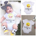 Newborn Kids Baby Boy Girl Warm Infant Romper Jumpsuit Clothes Outfit Baby Romper
