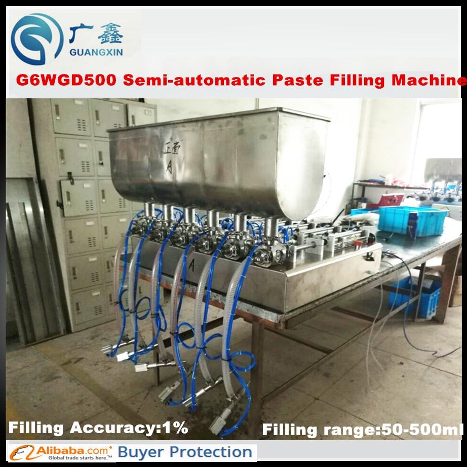 G6WGD500 Pneumatic Semi-automat
