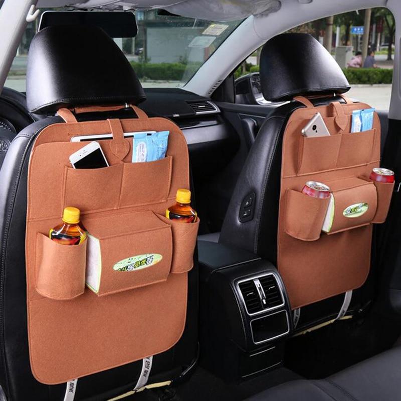 Multifunctional Waterproof Universal Baby Stroller Bag Organizer Car Hanging Basket Storage Accessories