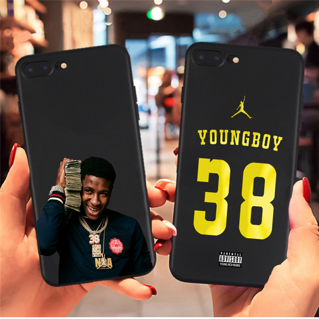 the latest ed378 fce43 US $1.81 33% OFF|Aliexpress.com : Buy Youngboy Never Broke Again Merch  phone case for iPhone X XR XS Max 8 7 6s Plus 5s for Samsung s8 s9 plus s7  Edge ...
