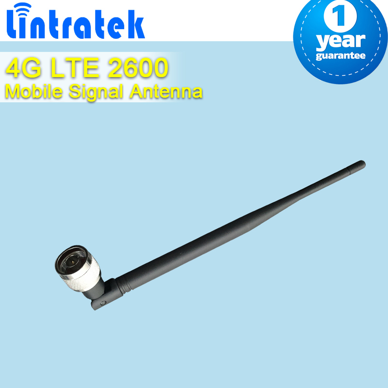 2300-2700MHz 4G LTE 2600mhz Network Indoor Whip Antenna Internal 3dBi Gain N-Type Connector Pin Antenna Phone Siganl Booster S56