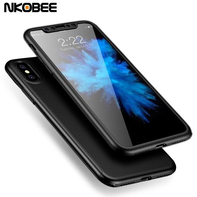 custodia iphone 360 gradi