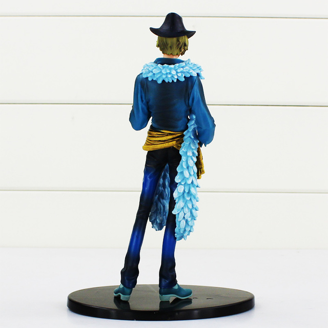 One Piece Sanji 7″ 18CM PVC Anime Action Figures Model Toys