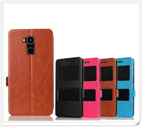 Doogee Y6 Case Leather PU Magnetic Ultra Slim Fashion Book Style Flip Protective Cover For Doogee