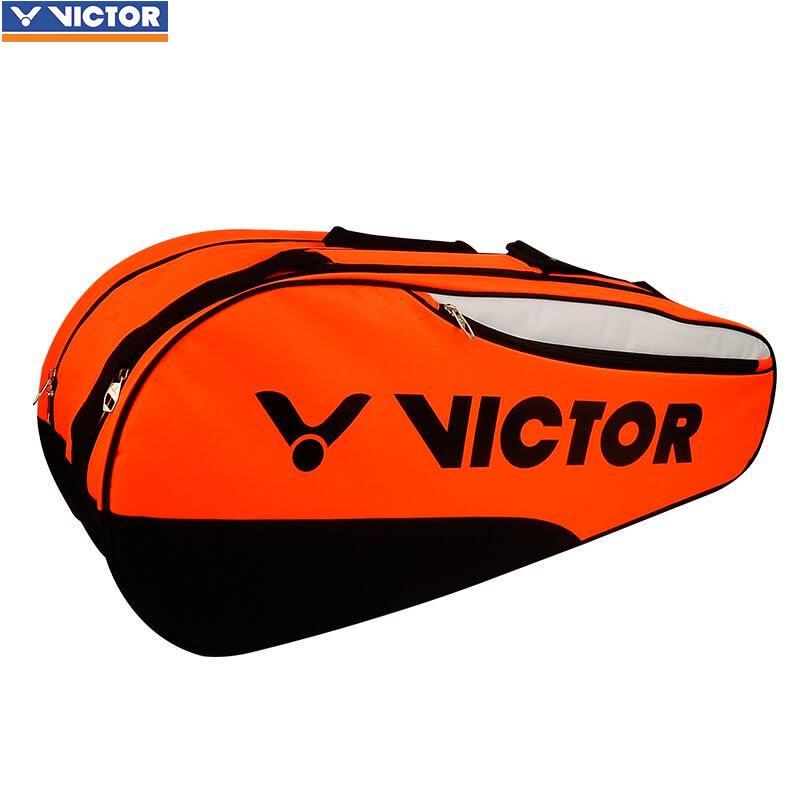 Obligatorisch 2018 Victor Große Schläger Sport Tasche Badminton Tasche Wasserdichte Multi-schicht Platzierung Tennis Schläger Schulter Tasche