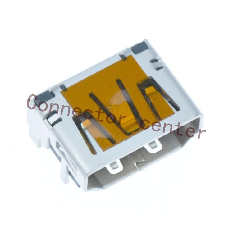 Разъем HDMI 19pin для TE Стандартный Тип оригинальный 1747981-1 разъем HDMI