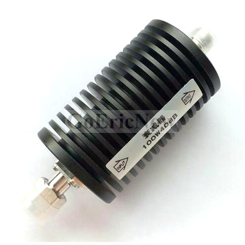 1 pcs RF Coax 100W 50 Ohm DC to 3 0GHz N Male to Female Fixed