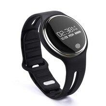Хорошие продажи E07 Bluetooth Smart Браслет часы Спорт Здоровый Шагомер сна Мониторы 15 августа