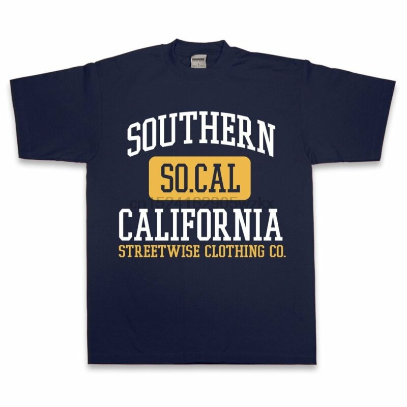 West Coast Street Wear Cali Streetwise Califas Plate T-Shirt