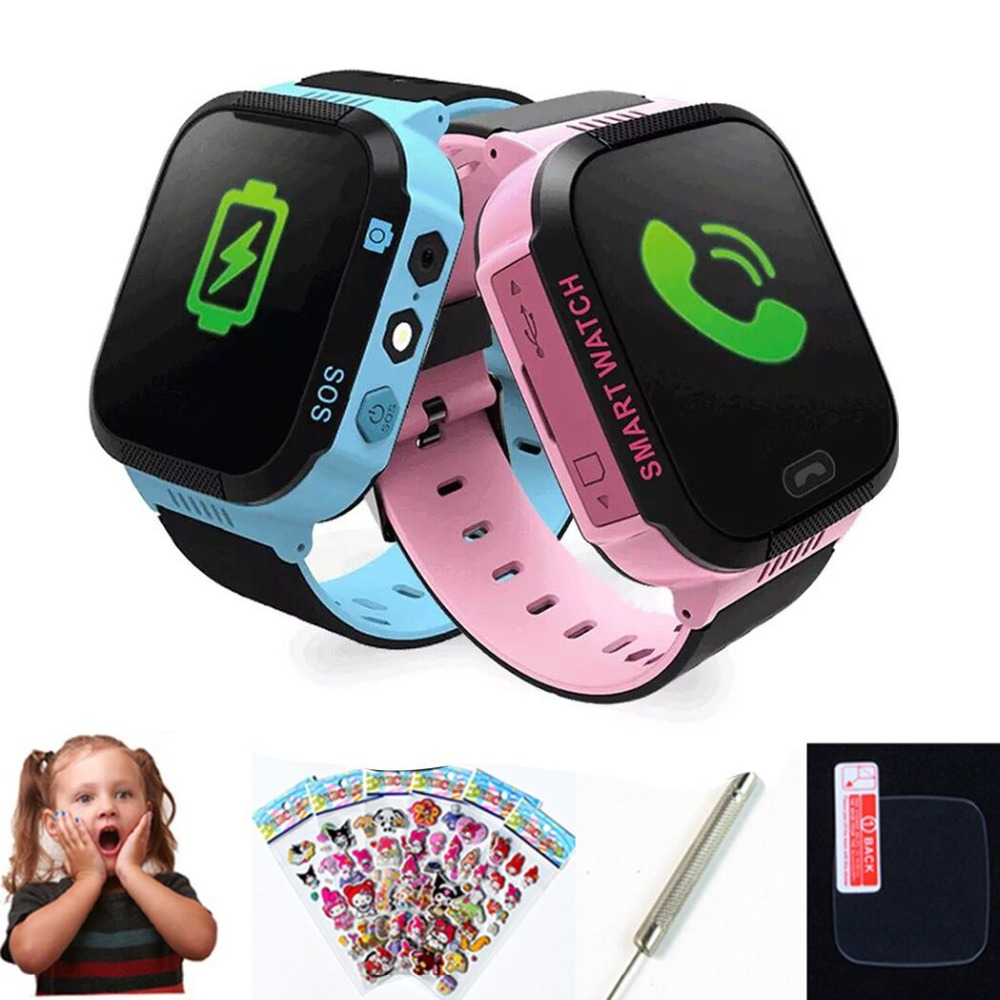 Chigu Q528 Y21 GPS Smart Watch New Arrival kids Call Reminder Baby Watch Intelligent Watch Baby Called SOS Tracker Smart Watch