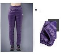 tectop для мужчин для женщин зимние термальность пуховые штаны открытый свет ветрозащитные штаны пеший туризм походы кемпинг лыжный спорт брендовые брюки ма206